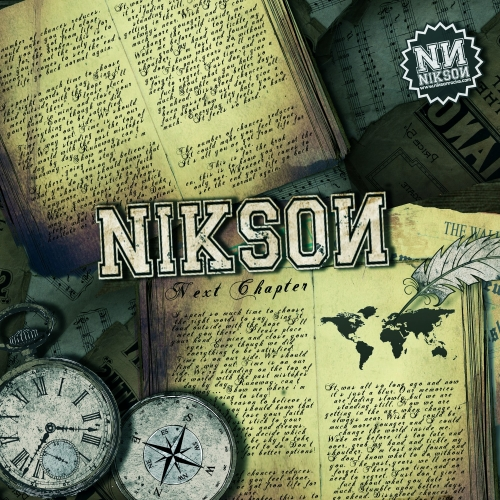 Nikson - Next Chapter (EP)